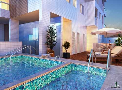 Apartamento, código 1065 em Praia Grande, bairro Canto do Forte