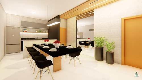 Apartamento, código 1180 em Praia Grande, bairro Caiçara