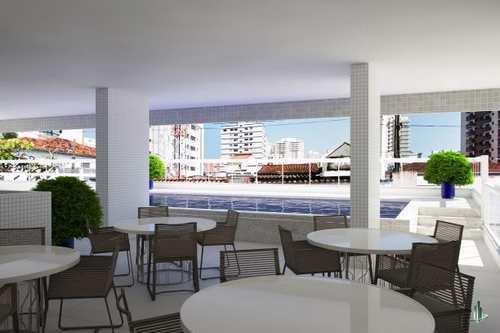 Apartamento, código 1197 em Praia Grande, bairro Tupi