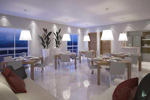 Apartamento, código LA1425 em Praia Grande, bairro Caiçara
