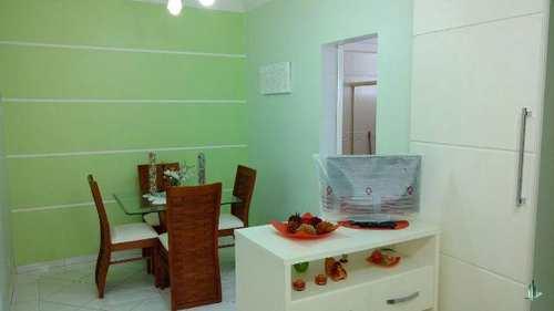 Apartamento, código AP2043 em Praia Grande, bairro Canto do Forte