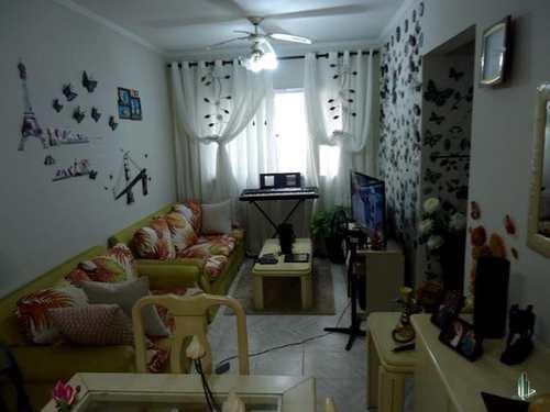 Apartamento, código AP2057 em Praia Grande, bairro Tupi