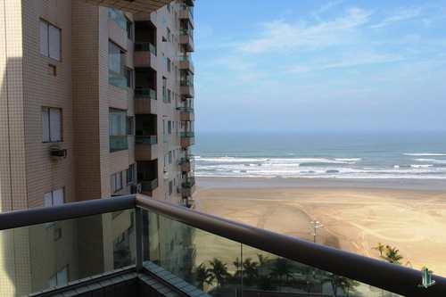 Apartamento, código AP2221 em Praia Grande, bairro Aviação