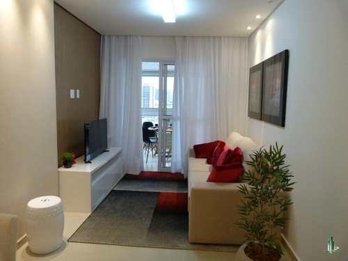 Apartamento, código AP2502 em Praia Grande, bairro Canto do Forte