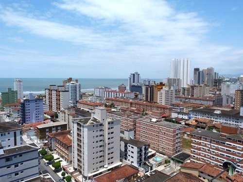 Apartamento, código AP2341 em Praia Grande, bairro Boqueirão