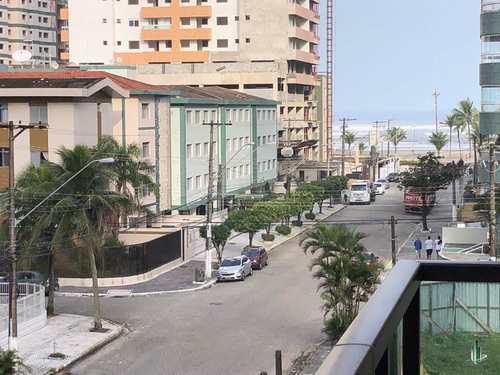 Apartamento, código AP2437 em Praia Grande, bairro Guilhermina