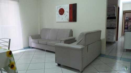 Apartamento, código AP2512 em Praia Grande, bairro Guilhermina