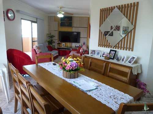 Apartamento, código AP2524 em Praia Grande, bairro Caiçara