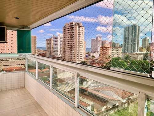 Apartamento, código AP2586 em Praia Grande, bairro Aviação