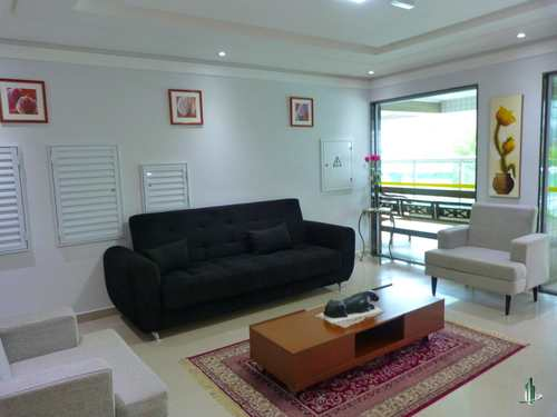 Apartamento, código AP2592 em Praia Grande, bairro Guilhermina
