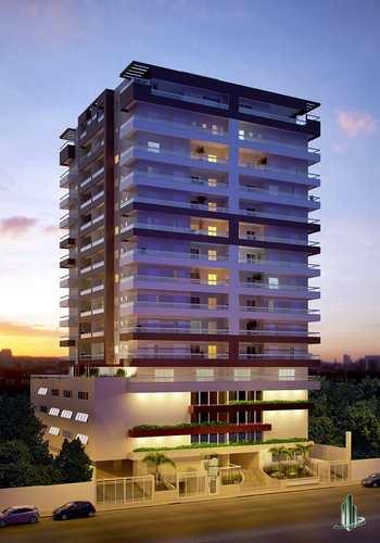 Apartamento, código AP2606 em Praia Grande, bairro Guilhermina