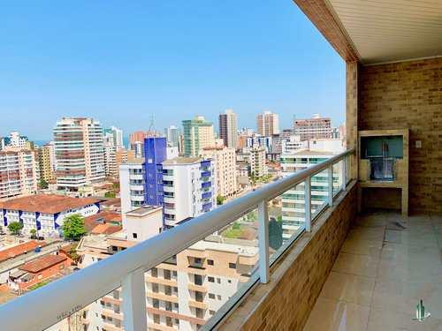 Apartamento, código AP2608 em Praia Grande, bairro Guilhermina
