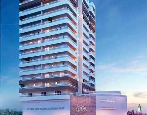 Apartamento, código AP2613 em Praia Grande, bairro Guilhermina