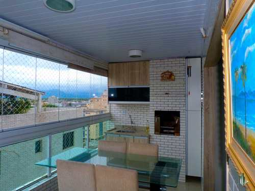 Apartamento, código AP2620L em Praia Grande, bairro Canto do Forte