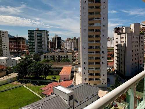 Apartamento, código AP2639 em Praia Grande, bairro Guilhermina