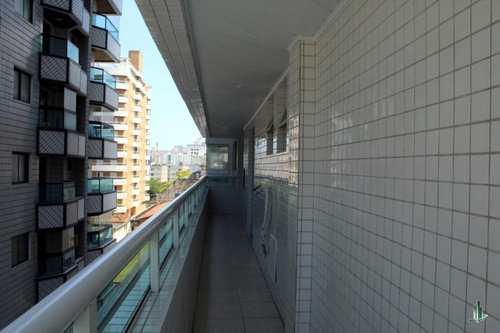 Apartamento, código AP2650 em Praia Grande, bairro Guilhermina