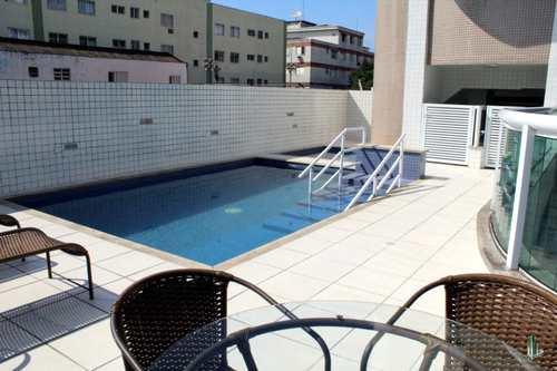 Apartamento, código AP2688 em Praia Grande, bairro Guilhermina