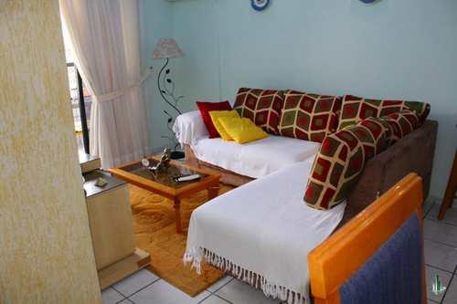 Apartamento, código AP2698 em Praia Grande, bairro Tupi