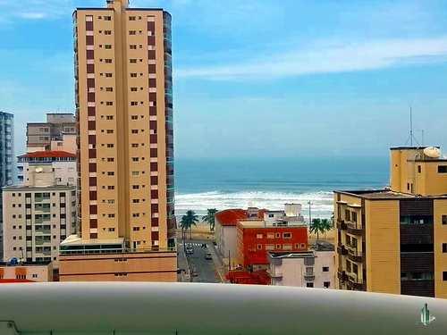 Apartamento, código AP2703 em Praia Grande, bairro Ocian