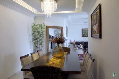 Apartamento, código AP2710 em Praia Grande, bairro Guilhermina