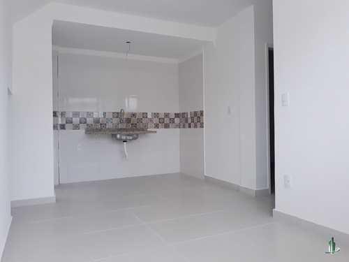 Casa de Condomínio, código CA1223 em Praia Grande, bairro Caiçara