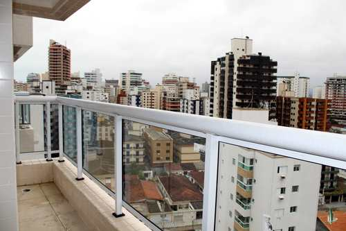 Apartamento, código AP2804 em Praia Grande, bairro Guilhermina
