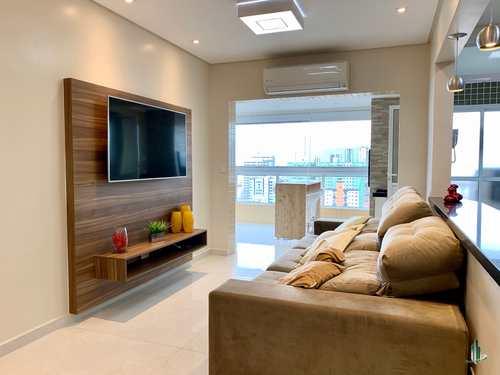 Apartamento, código AP2816 em Praia Grande, bairro Canto do Forte