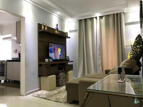Apartamento, código AP2823 em Praia Grande, bairro Boqueirão