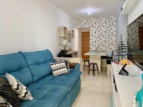 Apartamento, código AP2837 em Praia Grande, bairro Guilhermina