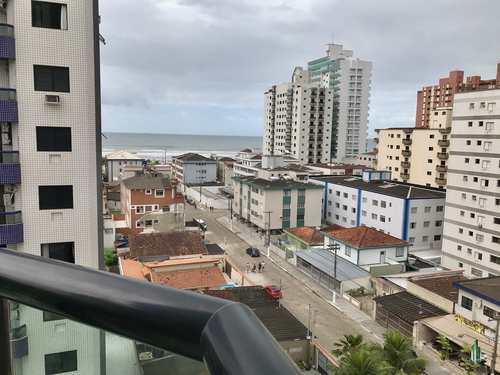Apartamento, código AP2851 em Praia Grande, bairro Guilhermina