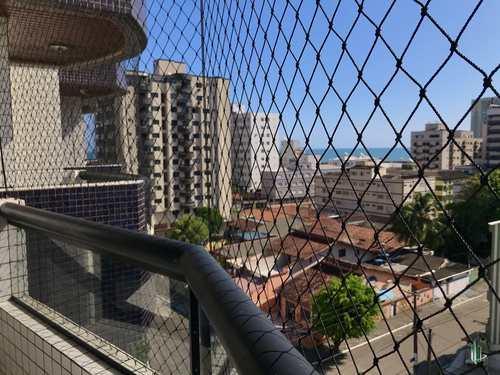 Apartamento, código AP2857 em Praia Grande, bairro Guilhermina