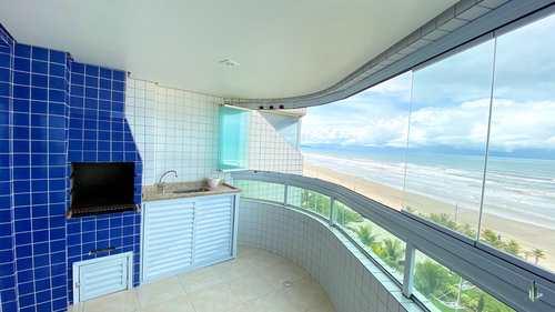 Apartamento, código AP2894 em Praia Grande, bairro Maracanã