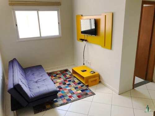 Apartamento, código AP2922 em Praia Grande, bairro Vila Guilhermina