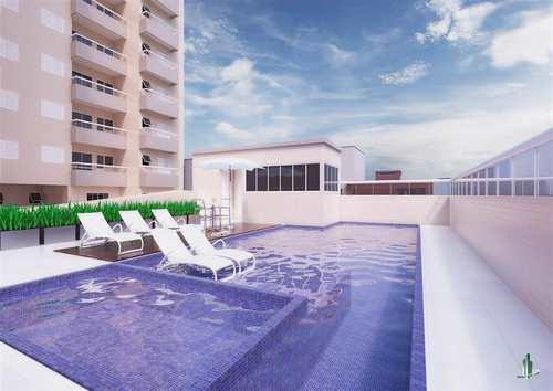 Apartamento, código AP2998 em Praia Grande, bairro Ocian