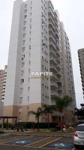 Apartamento, código 59897083 em Praia Grande, bairro Cidade Ocian