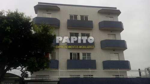 Apartamento, código 59739537 em Praia Grande, bairro Mirim