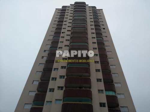 Apartamento, código 59602234 em Praia Grande, bairro Caiçara