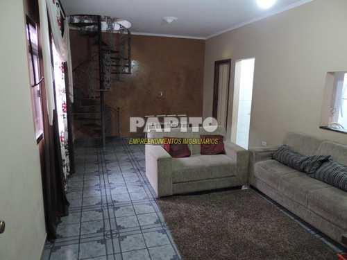Casa, código 58598611 em Praia Grande, bairro Anhanguera
