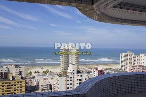 Apartamento, código 58493580 em Praia Grande, bairro Tupi