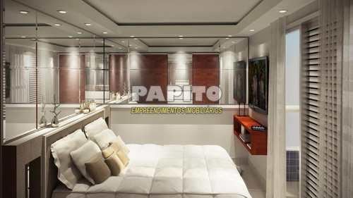 Apartamento, código 58463534 em Praia Grande, bairro Aviação