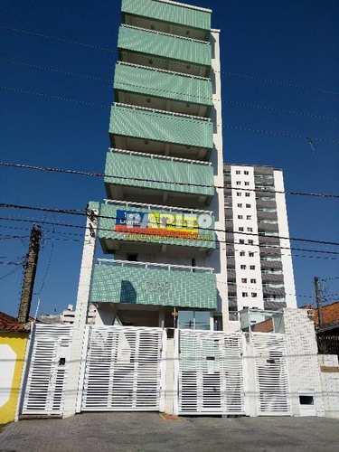 Apartamento, código 58322753 em Praia Grande, bairro Aviação