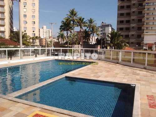 Apartamento, código 57996926 em Praia Grande, bairro Caiçara