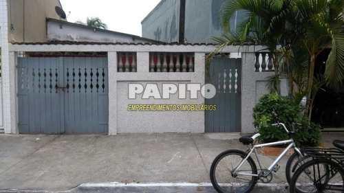Casa, código 57971290 em Praia Grande, bairro Nova Mirim
