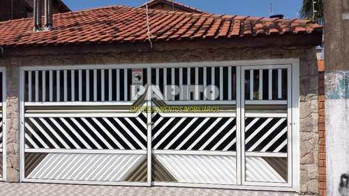 Casa, código 57904347 em Praia Grande, bairro Mirim