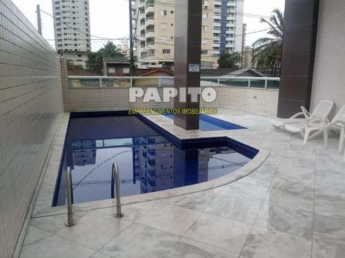 Apartamento, código 57626769 em Praia Grande, bairro Guilhermina