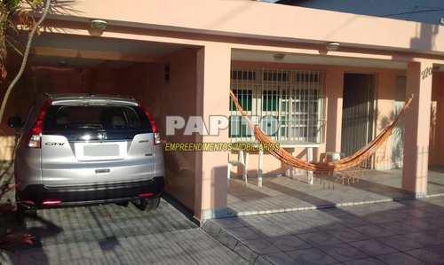 Casa, código 57303014 em Praia Grande, bairro Guilhermina