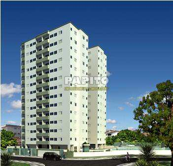 Apartamento, código 56564713 em Praia Grande, bairro Guilhermina
