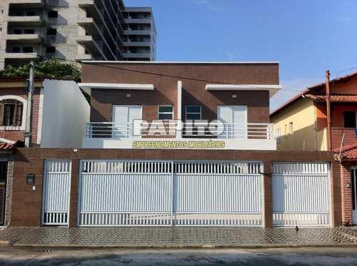 Casa, código 56328881 em Praia Grande, bairro Guilhermina