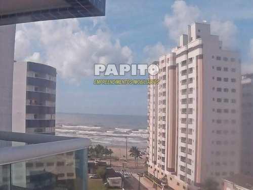 Apartamento, código 56180024 em Praia Grande, bairro Mirim