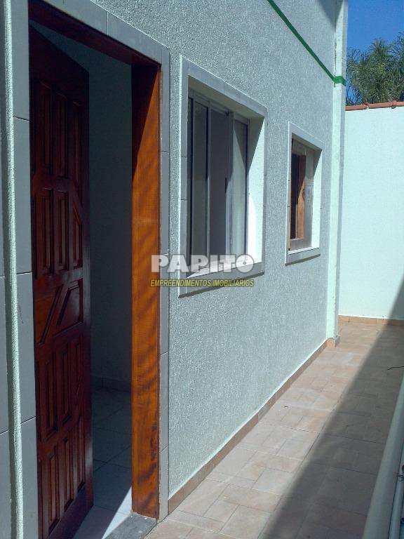 Casa em Praia Grande, no bairro Parque das Américas